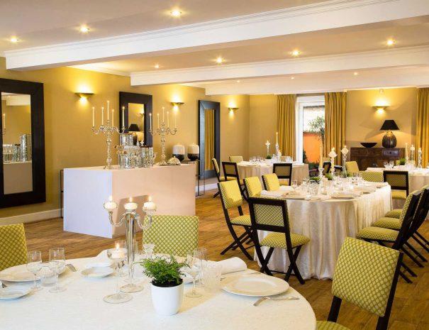Hôtel de France - Nos salles de réception à Angerville en Essonne 91