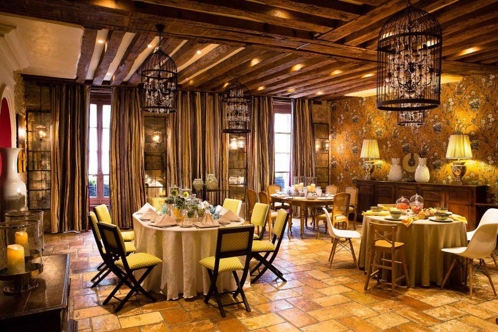 Hôtel de France - Restaurant gastronomique à Etampes, à Angerville 91
